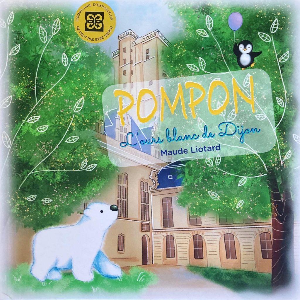 Pompon, l'ours blanc de Dijon